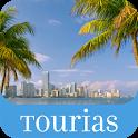 Florida Travel Guide - TOURIAS icon
