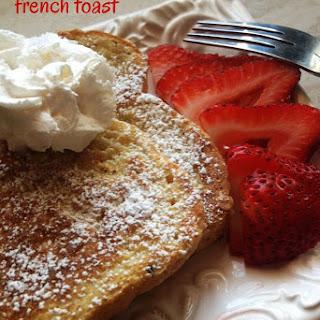 Vanilla Bean French Toast Recipe