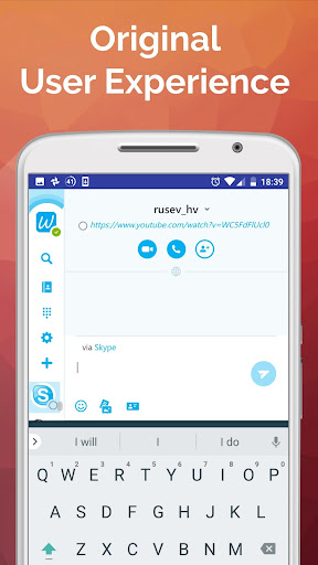 skype old version for android