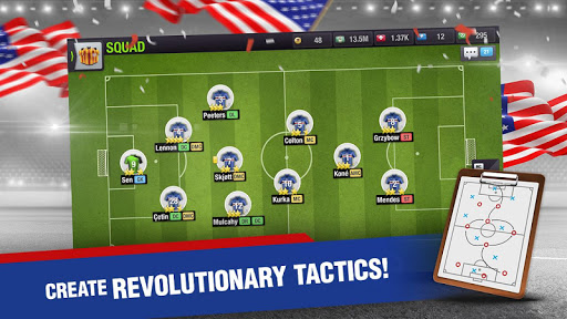 Top Eleven 2018 -  Be a Soccer Manager  gameplay | by HackJr.Pw 3