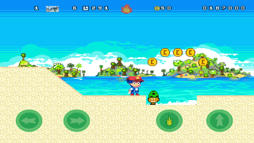 Super Dario World 2 - Jungle Boy Adventure 2020 1.1.12 screenshots 4