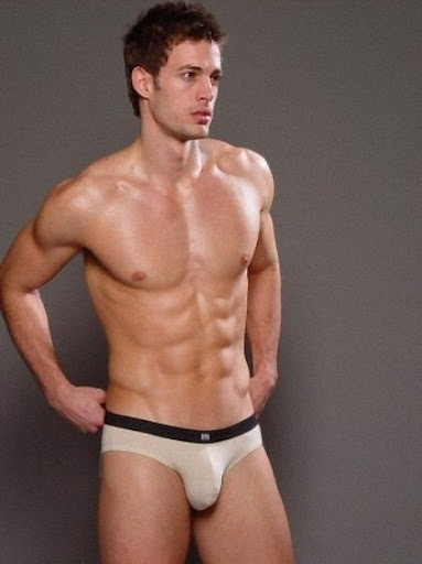 Shirtless Silk Underwear William Levy