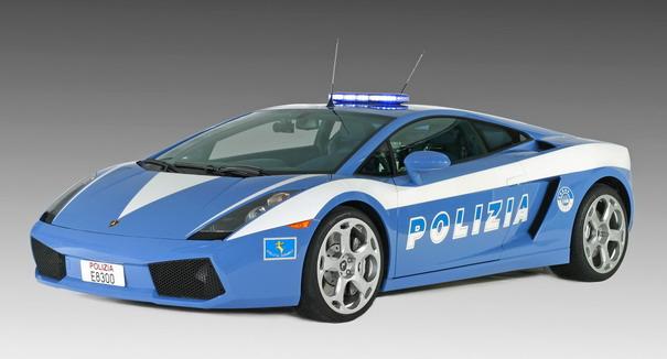 police gallardo