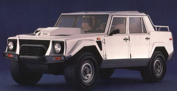 1984 lamborghini countach. 1984 Lamborghini LM 002