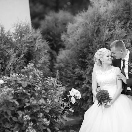 Wedding photographer Irina Shidlovskaya (ty-odin). Photo of 08.12.2015