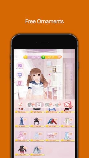 Love Sweetie--Dress Up 1.0.1 Mod screenshots 3