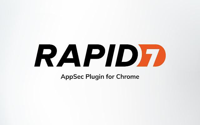 Rapid7 AppSec plugin