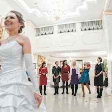 Wedding photographer Sergey Serebryannikov (serebryannikov). Photo of 24.08.2017