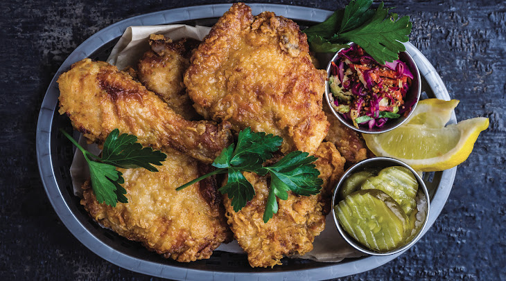 Make Maple Buttermilk Fried Chicken (and Take a Photo!) Recipe