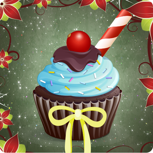 Cupcake Maker Cooking Chef: Cake Bakery Shop