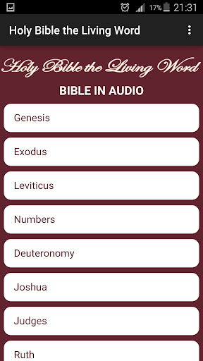 玩免費書籍APP|下載Holy Bible the Living Word app不用錢|硬是要APP