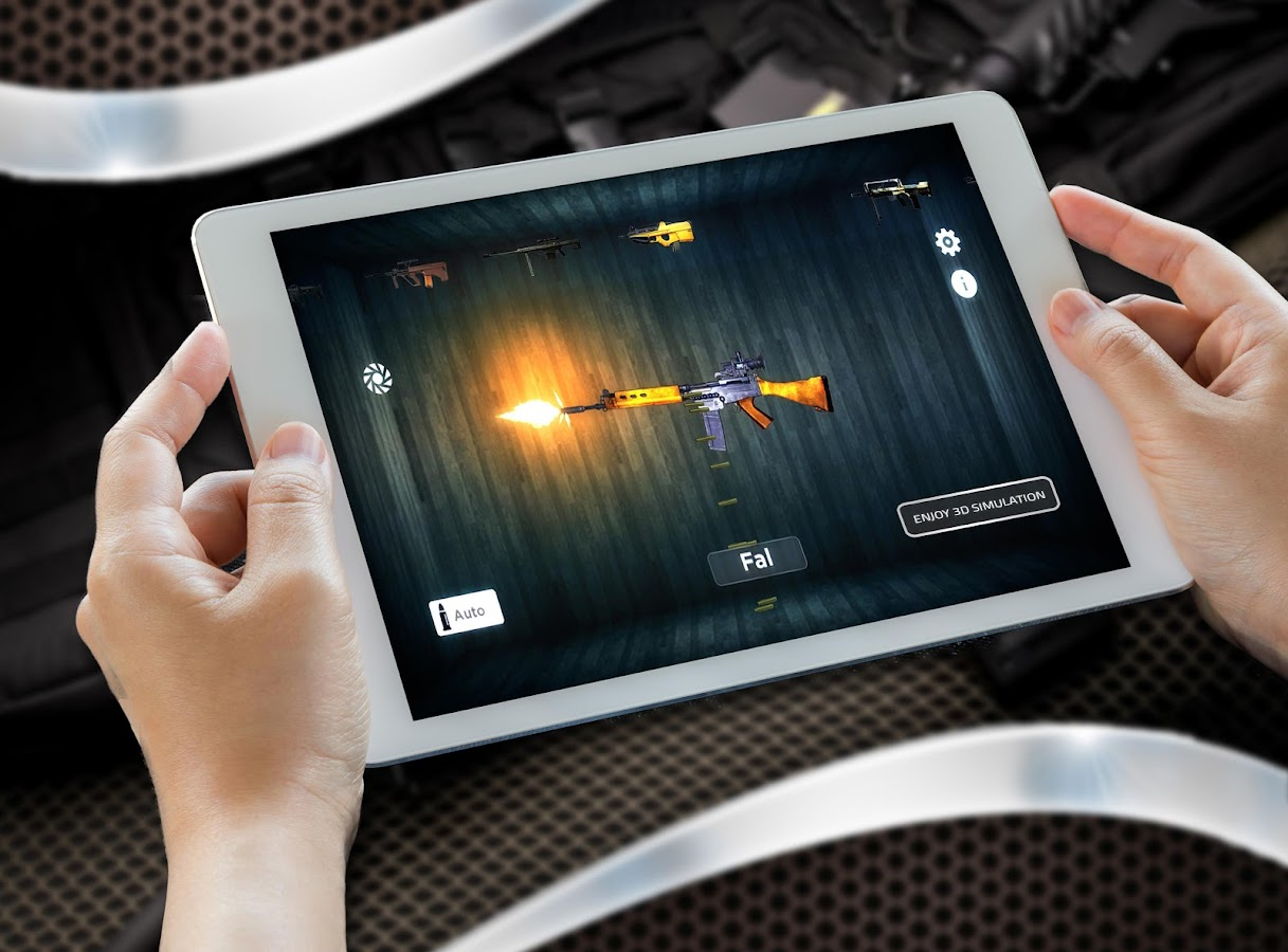 Real Gun Shot App- screenshot