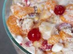 Martha's Tasty Fruit Salad Recipe