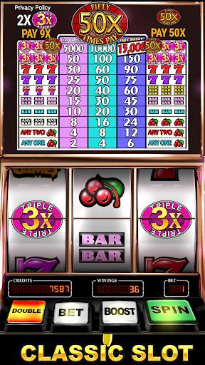 Slot Machine: Free Triple Fifty Times Pay 1.6 apktcs 1