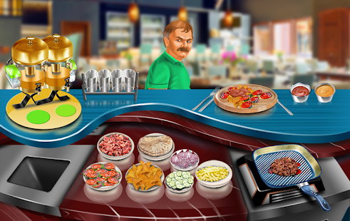 Cooking Rush Restaurant Game- screenshot thumbnail
