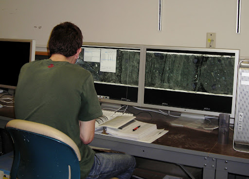 CoreWall in Crary Lab in McMurdo Station, Antarctica