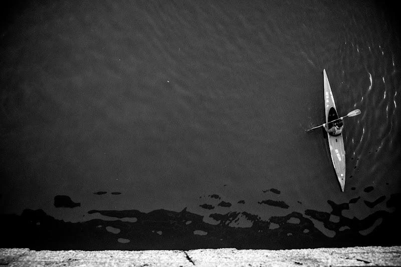 Canoa in Arno di reysharks