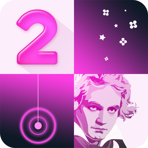 Magic Pink Tiles 2018: Piano Games 2 (game)