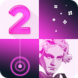 Magic Pink Tiles 2018: Piano Games 2