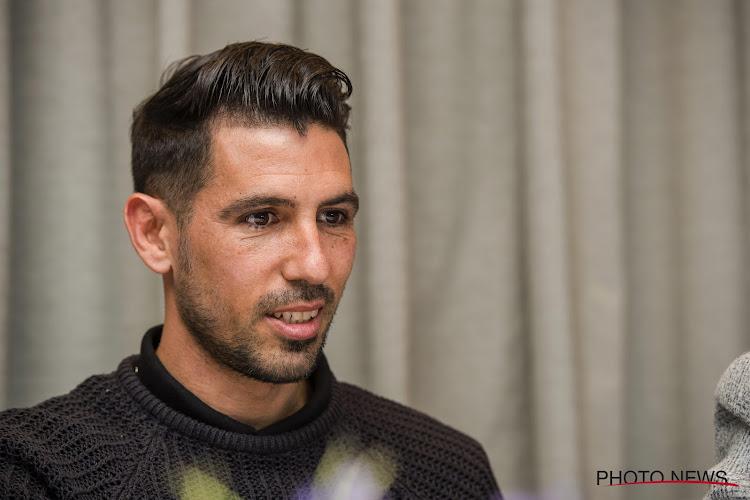 """Losada teleurgesteld na de wedstrijd tegen Lommel: """"Daardoor hadden we pech"""""""