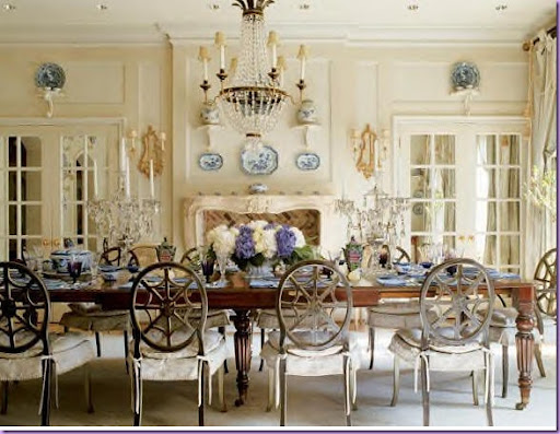 In A Dining Room Niermann Weeks Chandelier Is Traditional Choice Note How Much Drama The Drapes Add To Overall Design