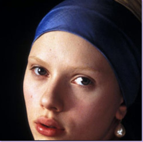 girl with a pearl earring setting Girl with a pearl earring part one: 1664 summary & analysis griet slaps her, setting the foundation for cornelia's persistent attempts to upset griet.