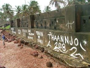 Photo: anjuna beach