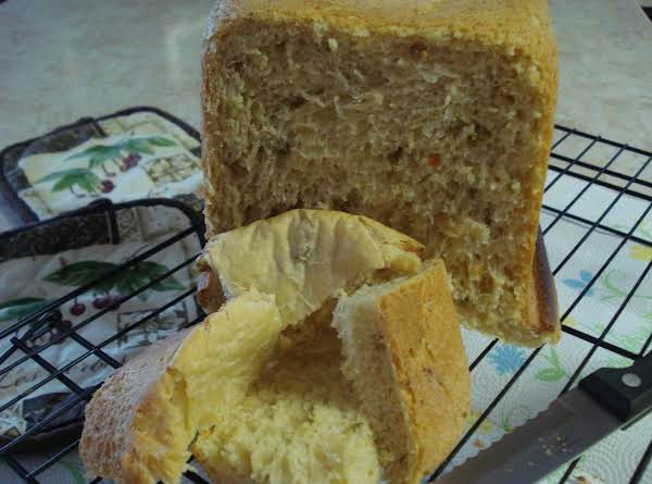 Cheddar Olive Bread Recipe