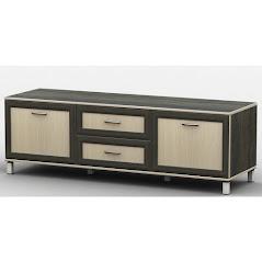 Тумба под телевизор ТВ-АКМ 207 разработана и произведена Фабрикой Тиса мебель
