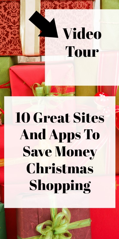 10 Great Sites And Apps To Save Money Christmas Shopping