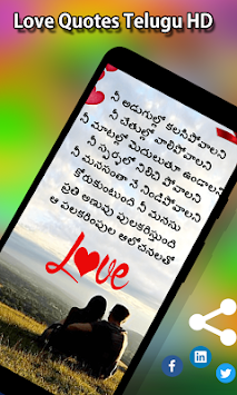 Download Love Quotes Telugu New Hd Apk Latest Version App For