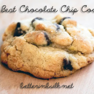 The Best Chocolate Chip Cookie.