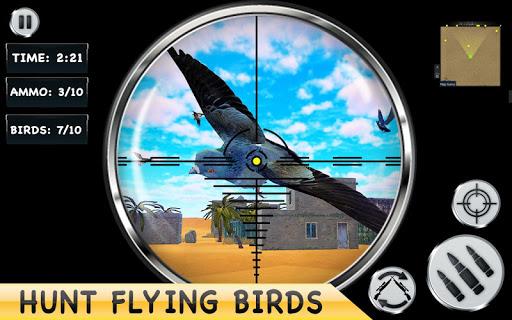Desert Birds Sniper Shooter - Bird Hunting 2019 4.0 screenshots 6