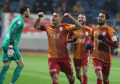 Libre, Lukas Podolski vient de retrouver un club en Turquie