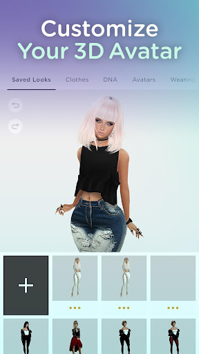 IMVU: 3D Avatar! Virtual World & Social Game 4.9.0.490057 screenshots 2