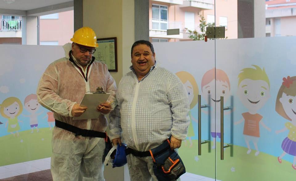 Fernando Mendes faz visita surpresa ao Centro de Acolhimento Temporário de Lamego