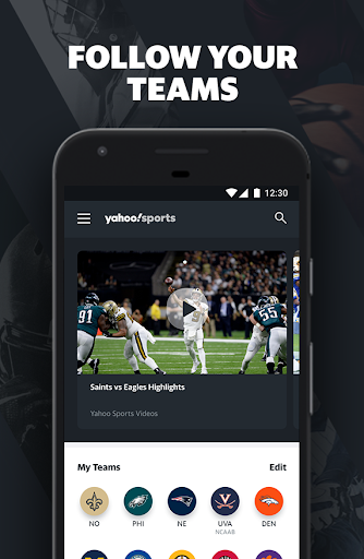 Yahoo Sports screenshot 3
