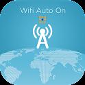 WiFi Auto On icon