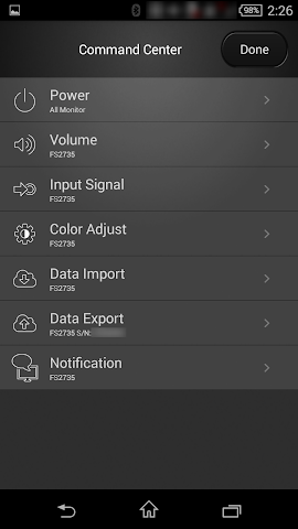 android G-Ignition Mobile Screenshot 4
