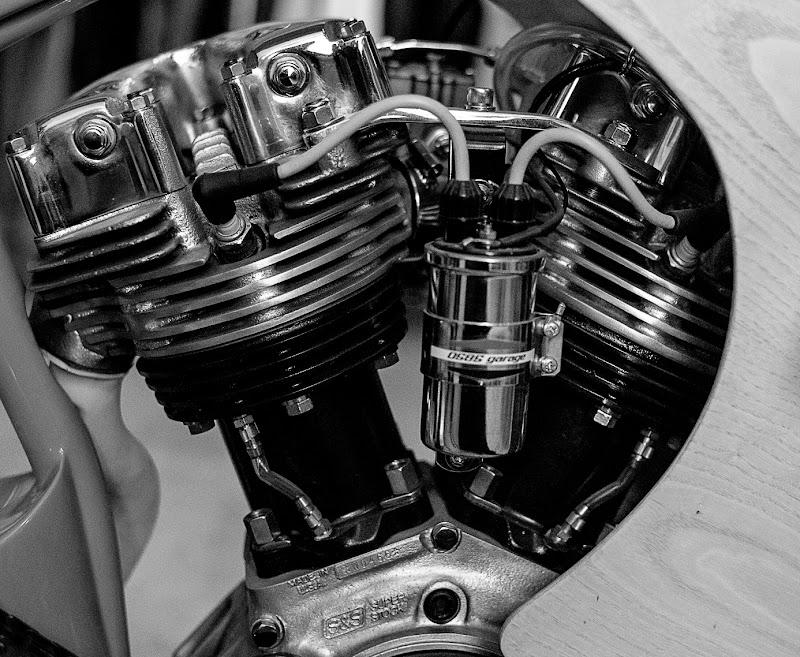 Motore di Mattia Bertozzi