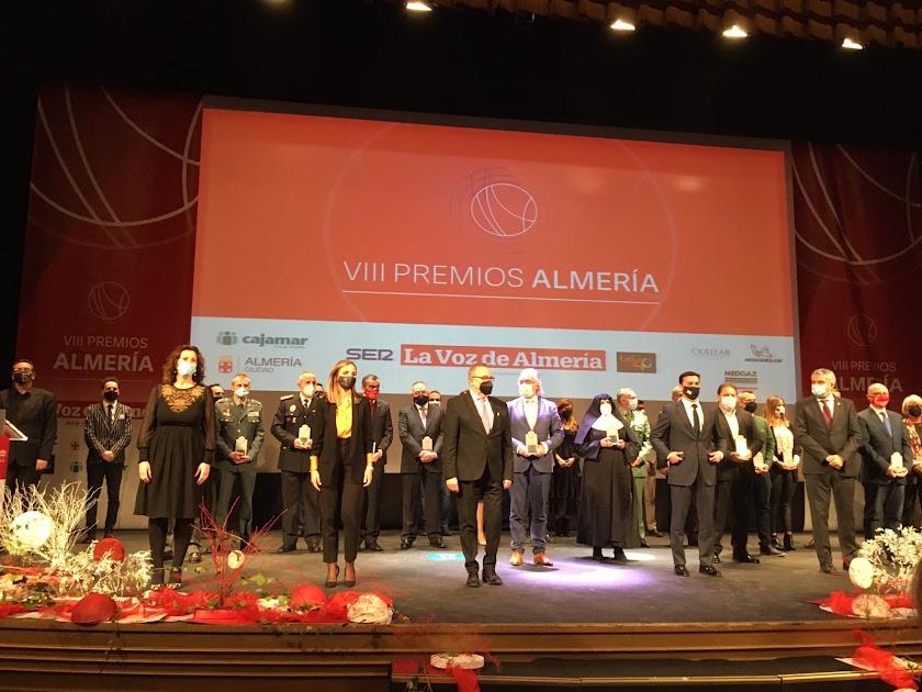 En imágenes: Premios Almería 2020