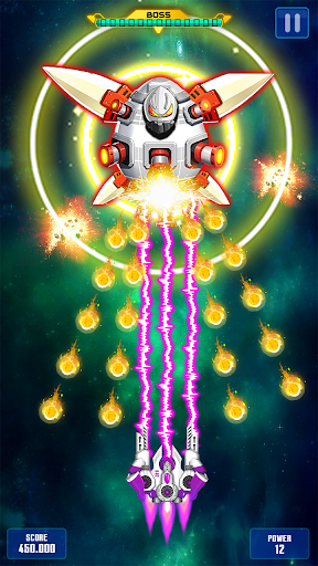Space Shooter : Galaxy Attack 1.203 screenshots 9