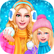 Game Mommy & Baby Winter Family Spa APK for Windows Phone