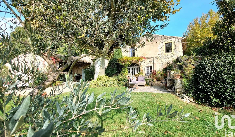 Maison avec piscine et terrasse Cheval-Blanc