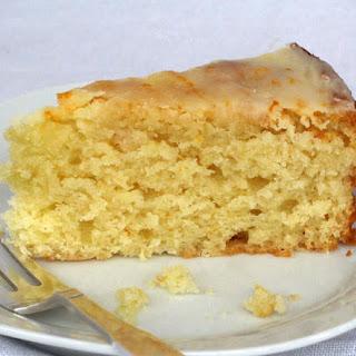 Yogurt Orange Cake