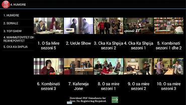 IPTV Shqip - screenshot thumbnail 13