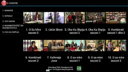 IPTV Shqip 2.0 screenshot 1060748