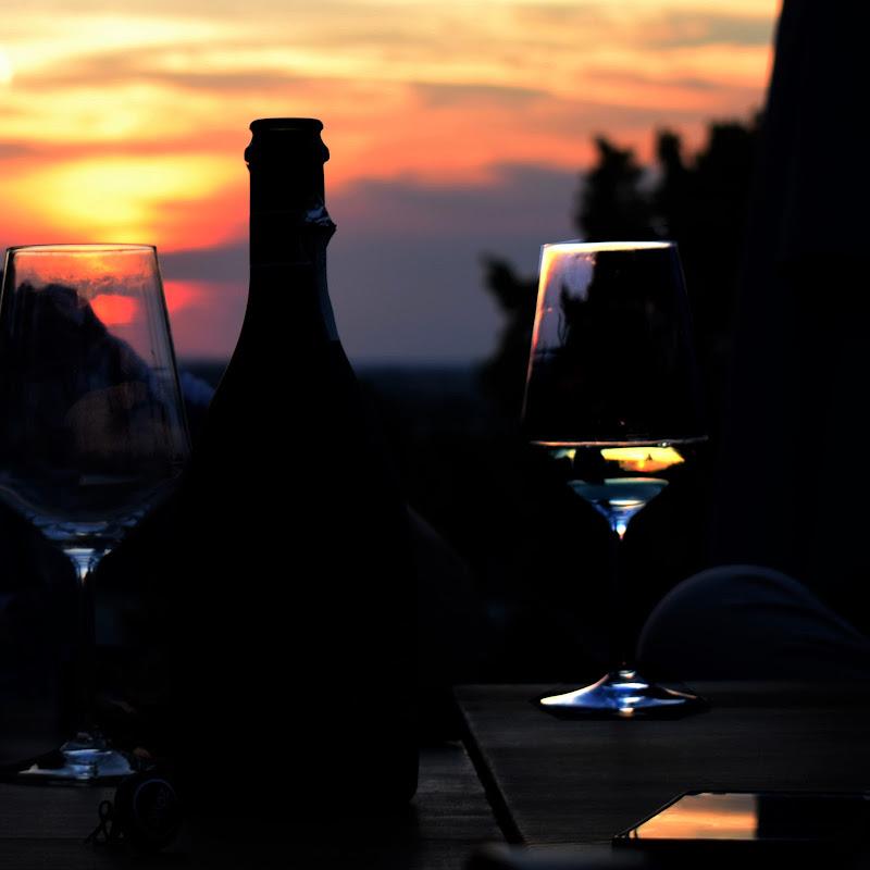 amici al tramonto di clara_ugolotti