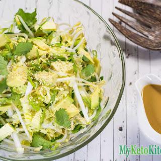 Low Carb Cabbage Salad Recipes