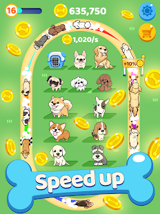 Merge Dogs 10